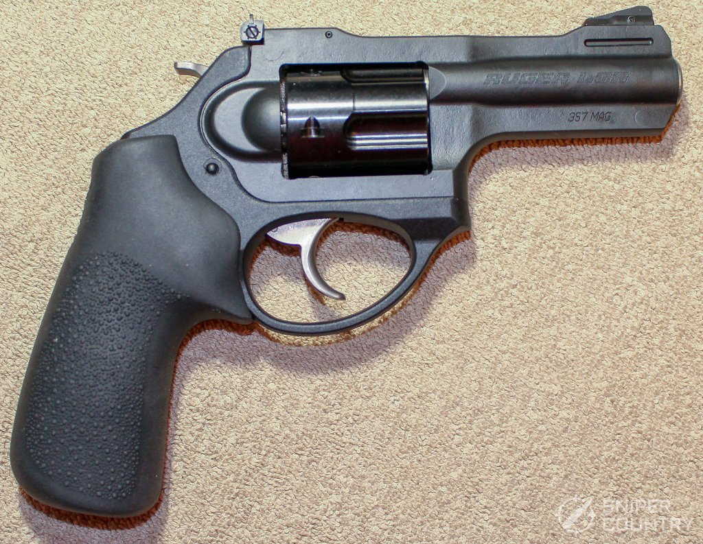 Ruger LCRx .357 right side