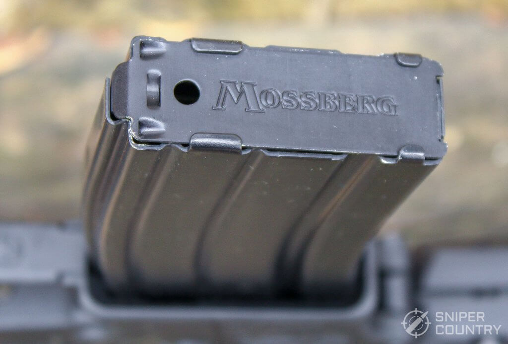 mag branding on the MMR Carbine
