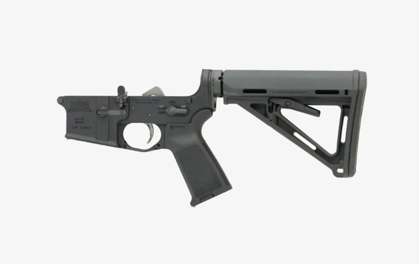 PSA AR-15 MOE EPT Complete Lower Receiver