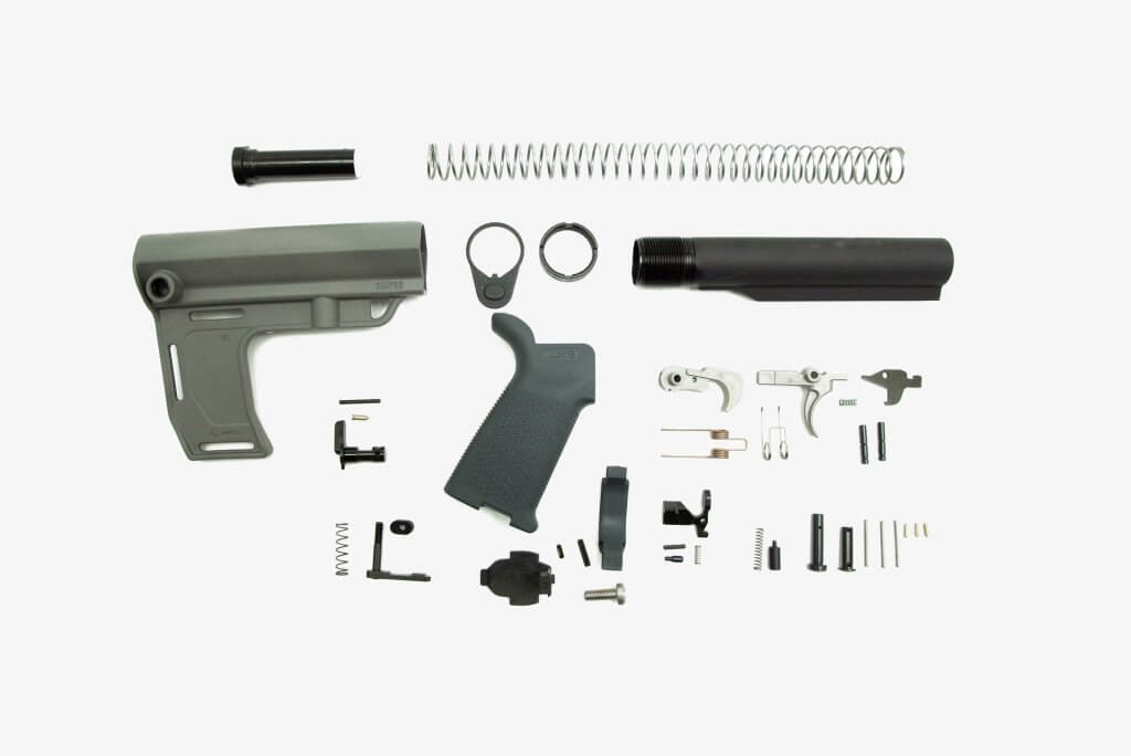 Palmetto State Armory MFT Battlelink MOE EPT Pistol Lower Part Kit