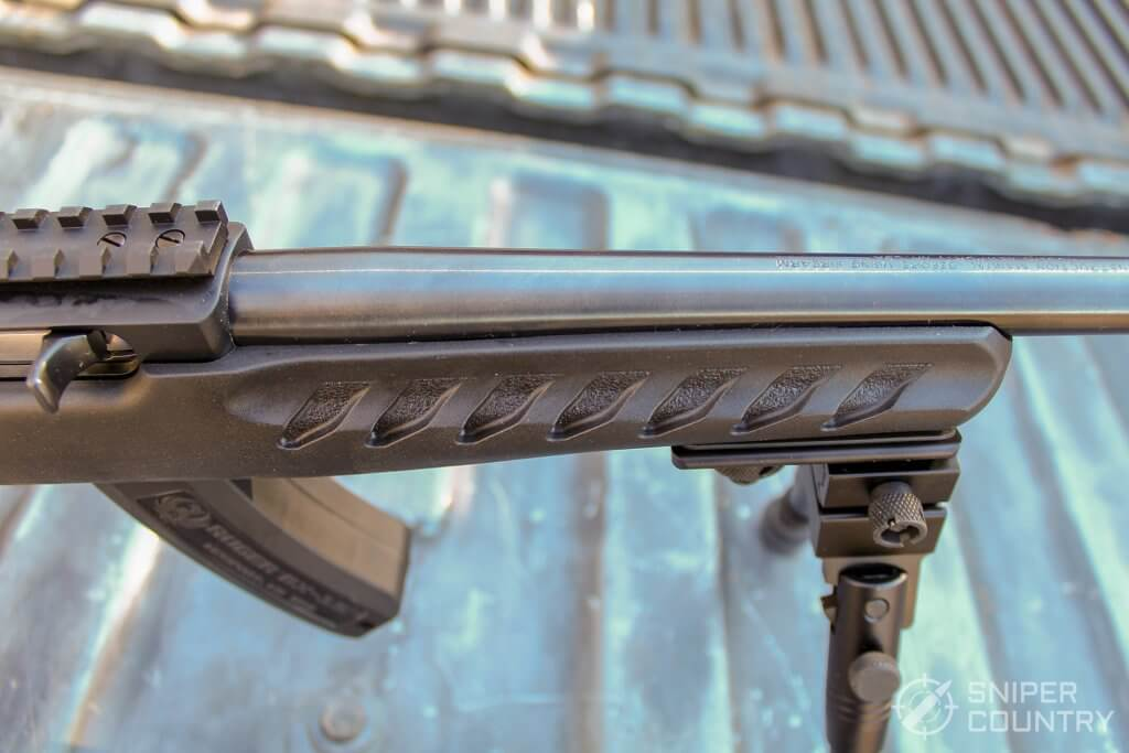 Ruger 22 Charger handguard