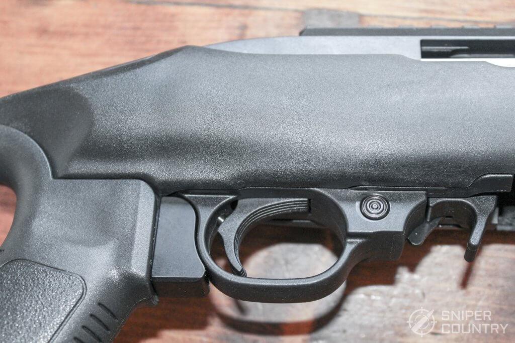 Ruger 22 Charger trigger safety