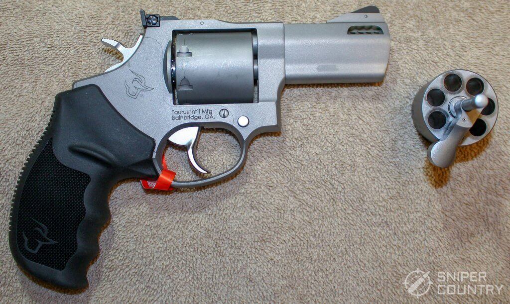 Taurus 692 with exrtra cylinder