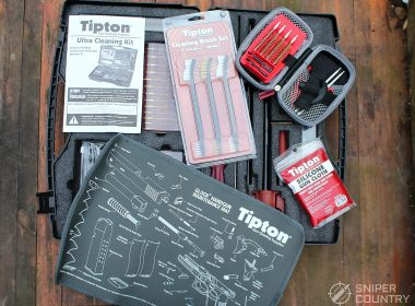 Tipton RealAvid cleaning supplies