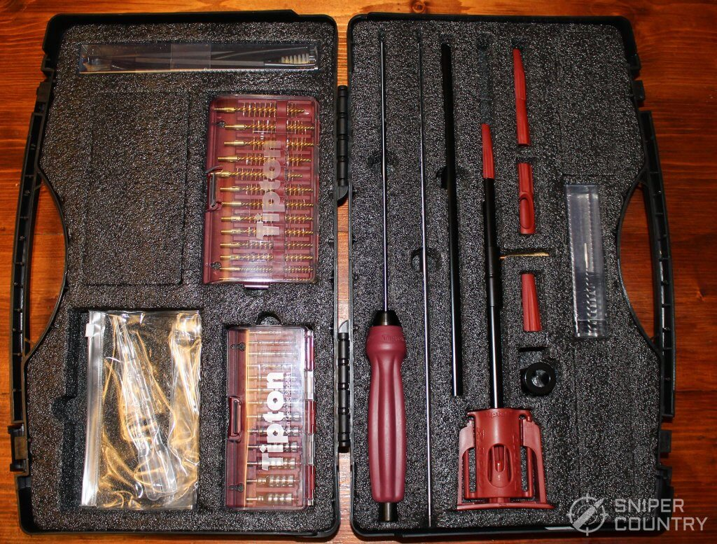Ultra Cleaning Kit in its case