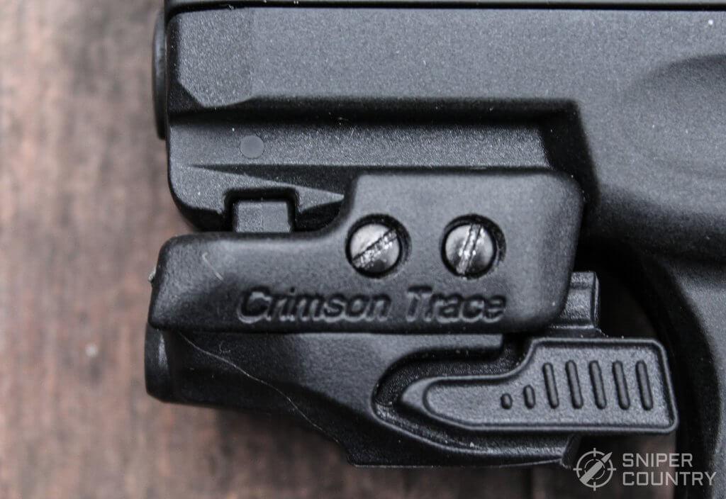 CMR-201 Rail Master Universal Laser Sight left side
