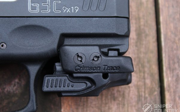 [Review] Crimson Trace Rail Master Universal Laser Sight