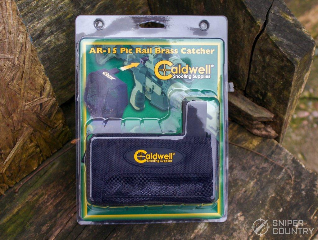 Caldwell brass catcher package