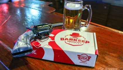 [Exclusive Review] Heritage Barkeep .22 Revolver