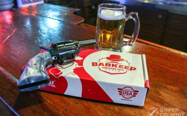 [Exclusive Review] Heritage Barkeep .22 Revolver