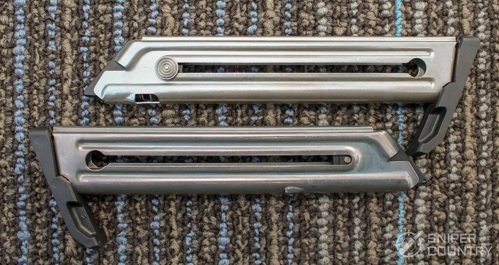 Ruger Mark IV Lite magazines