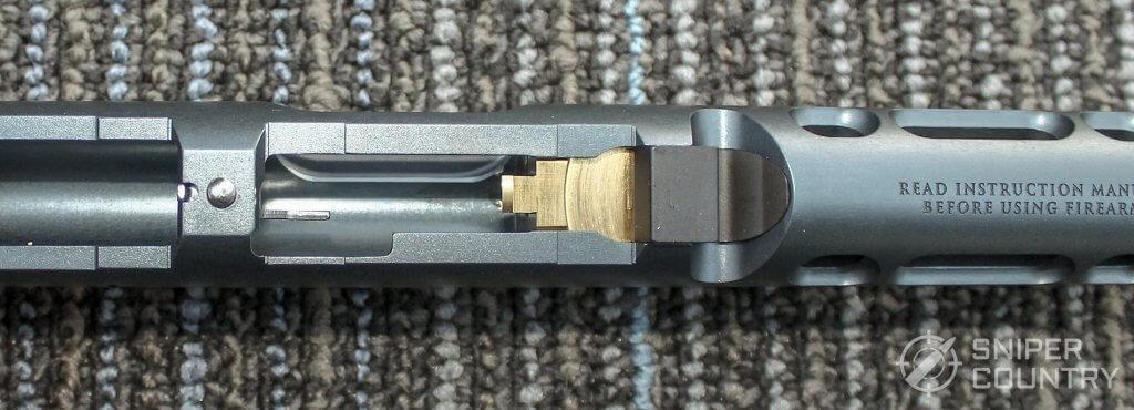 Ruger Mark IV Lite slide underneath