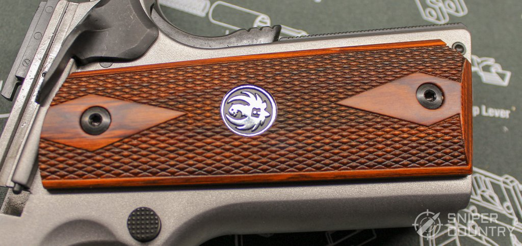Ruger SR1911 Commander grip panel