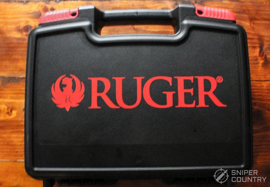 Ruger SR1911 box
