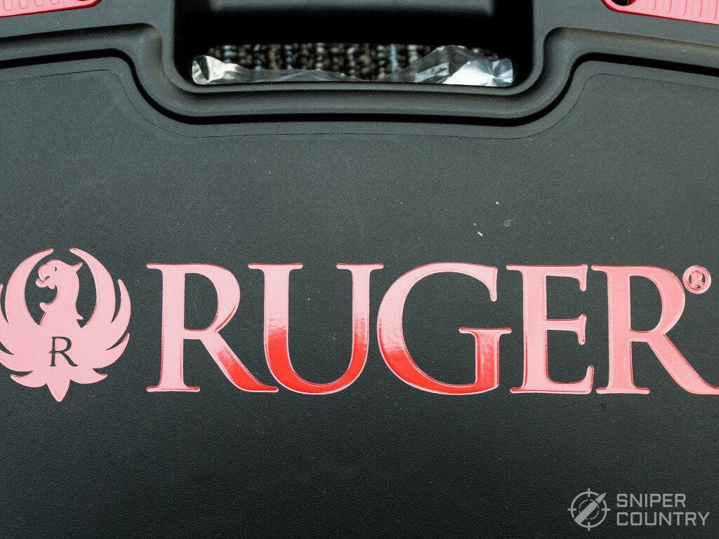Ruger box logo