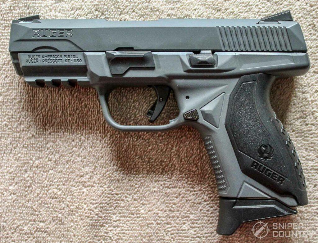 Ruger American .45 Pistol Left