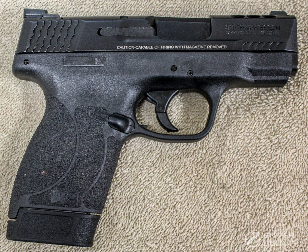 M&P Shield M2.0 right side