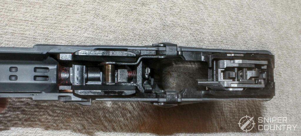 Ruger American .45 Pistol Frame Top