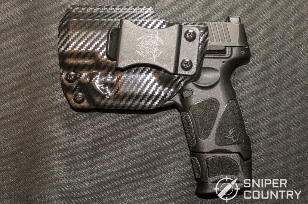 Taurus G3c in Holster Left