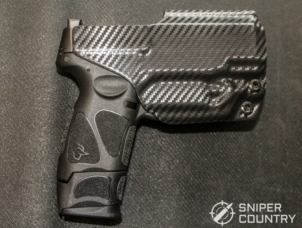 Taurus G3c in Holster Right