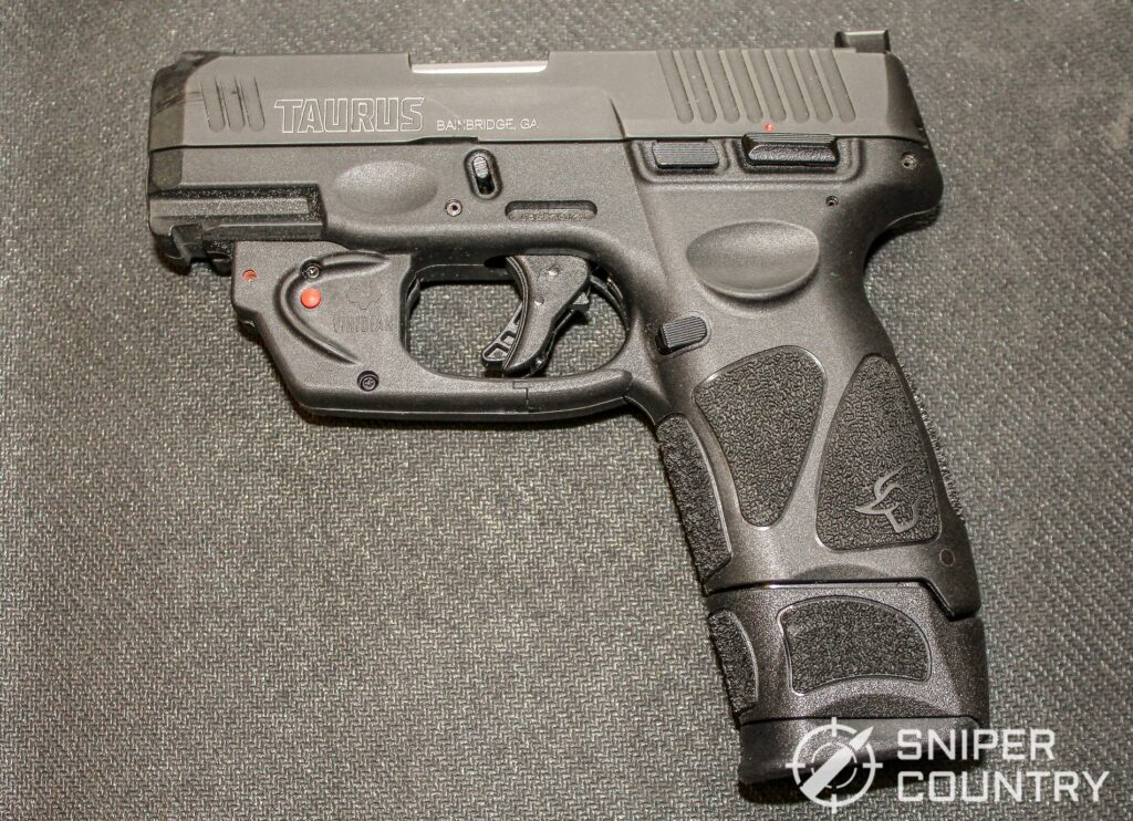 Taurus G3c upgrade left
