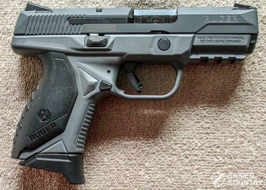 Ruger American .45 Pistol Right
