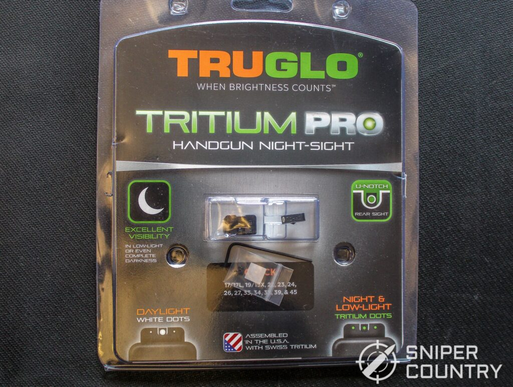 Taurus G3c Night Sight Package