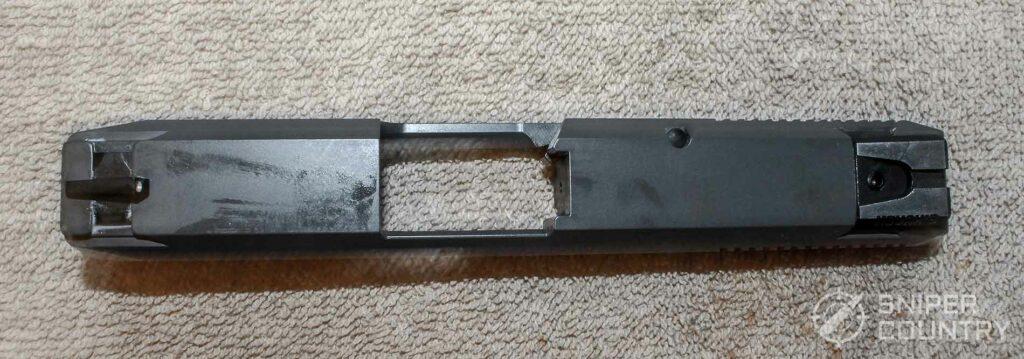 Ruger American .45 Pistol Slide Top