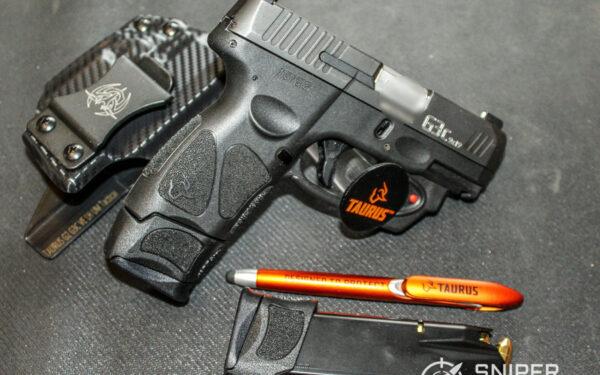Taurus G3c upgrades