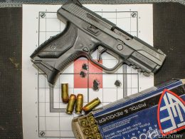 Ruger American Pistol Review – One Nice .45 [hands on]