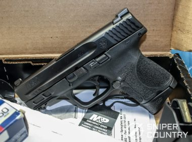S&W M&P 9mm Compact Title