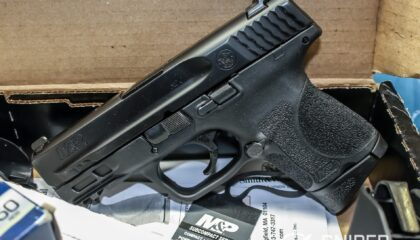 S&W M&P 9mm Subcompact [2021 Review]