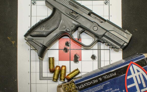 [Review] Ruger American Pistol – One Nice .45