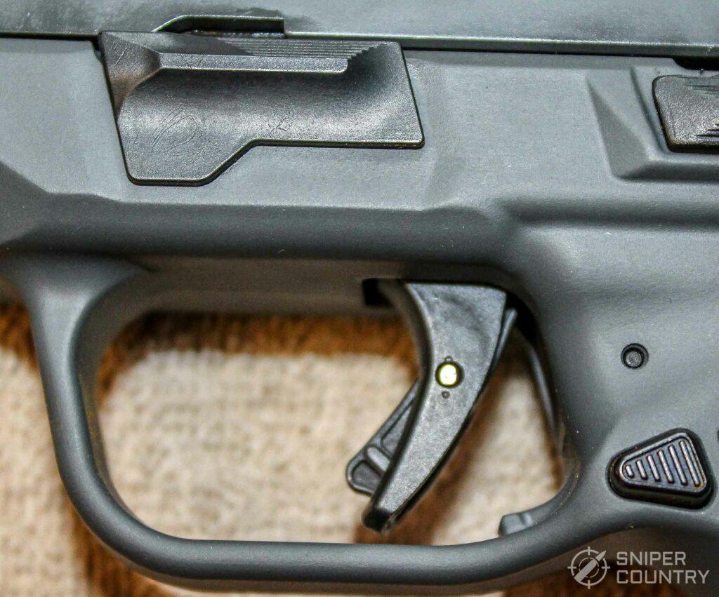Ruger American .45 Pistol Trigger