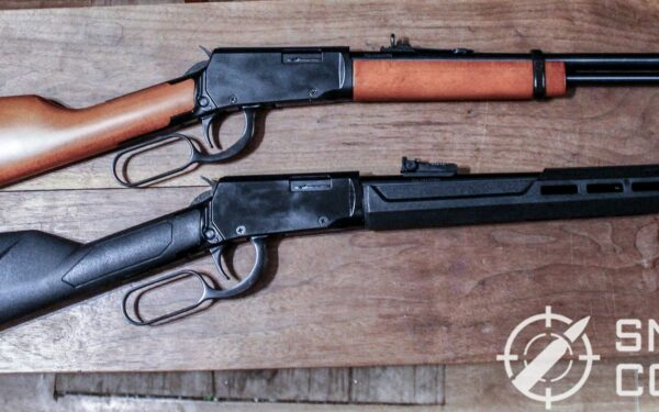 Rossi's New Rio Bravo .22 lever action rifles