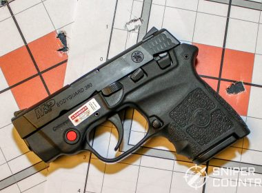 Smith and Wesson Bodyguard 380 title image