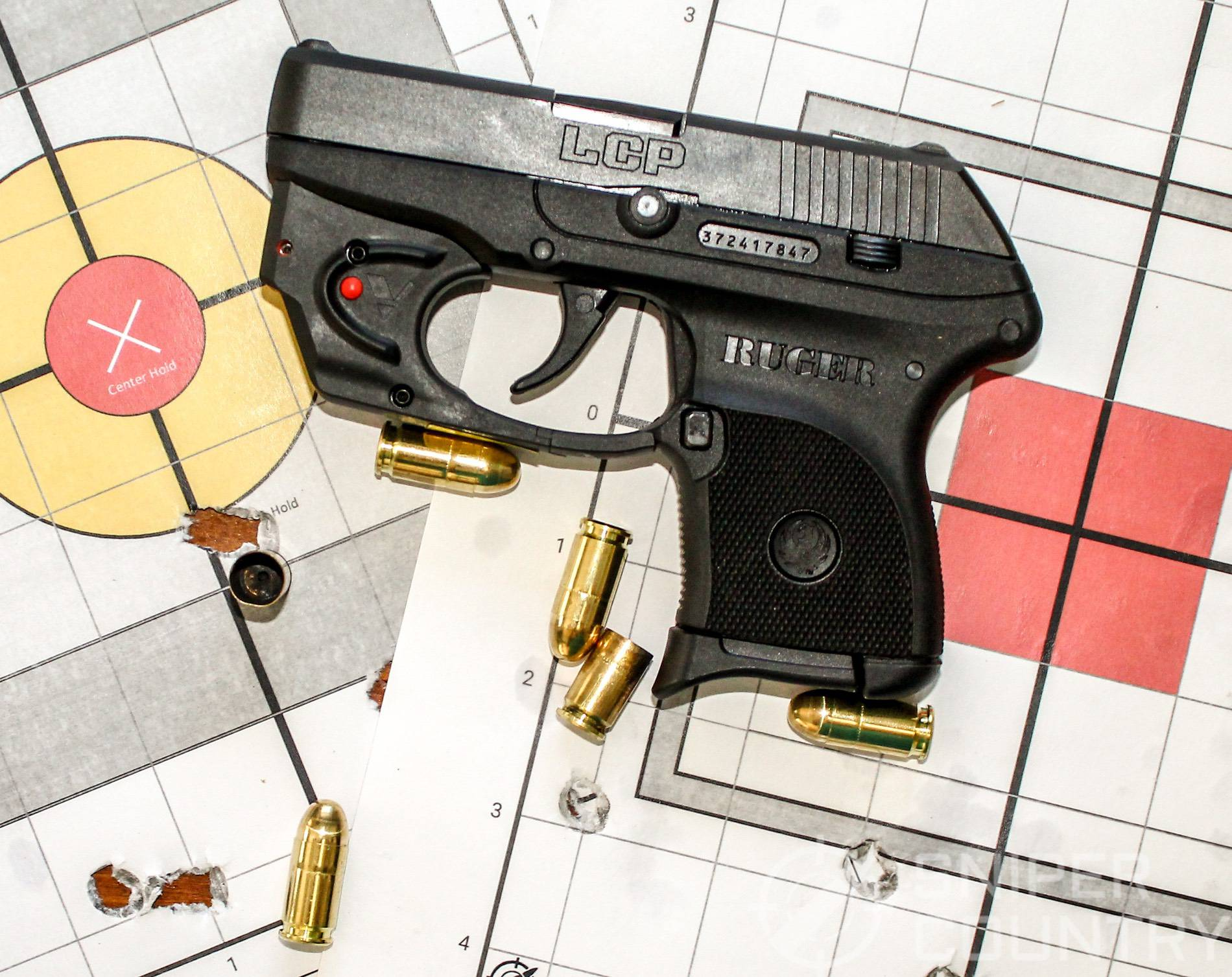 Ruger LCP Main Title