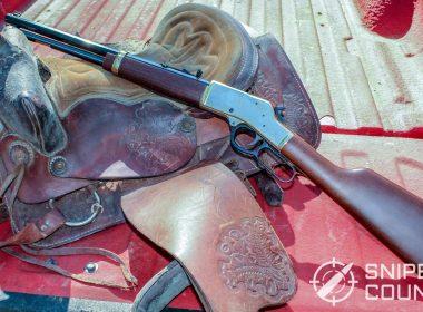 Henry Big Boy 44 Magnum rifle title photo