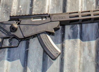 Ruger Precision Rifle In 22LR