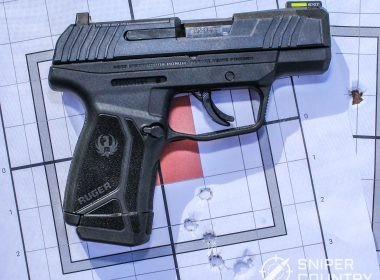 The new Ruger MAX-9 pistol - rugged, reliable and affordable