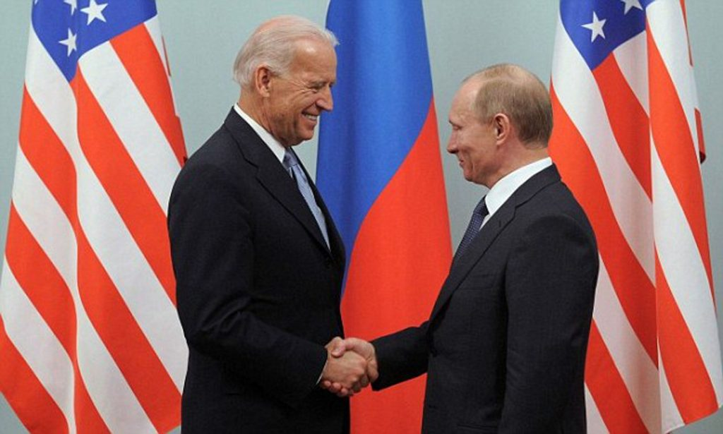 Joe Biden and Vladimir Putin agree extension of START program