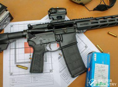 Ruger MPR Review [AR 556 Expert Hands On]