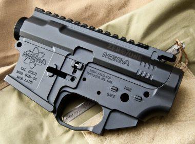 AR-15 Lower Mega Arms Billet