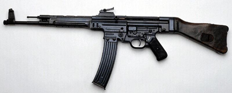 Best Gun for Home Defense The German StG 44 assault rifle