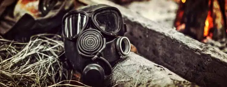 gas mask without filter