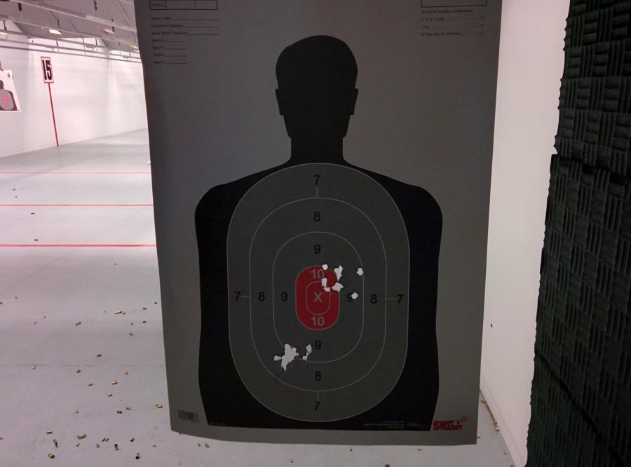 KRISS Vector SMG Shooting Range