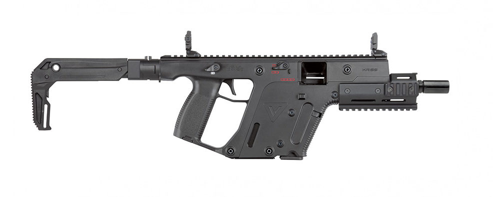 KRISS Vector SMG Side Profile