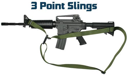 Best AR 15 Slings Specter Gear Three-Point Sling
