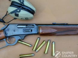 Marlin 1895 .45/70 Hands-On Review 'The Guide Gun'