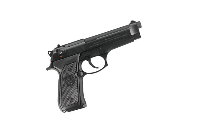 Beretta M9 vs 92FS – Comparison - Beretta 92FS
